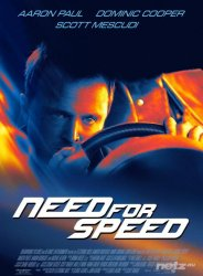 Need for Speed: Жажда скорости / Need for Speed (2014) WEBRip
