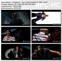 Timbaland ft. Mila J - Get No Betta